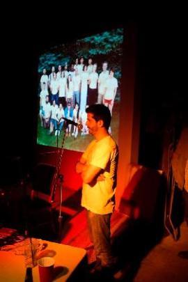 Alec Soth at the Summer Camp for Socially Awkward Storytellers